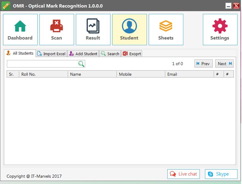paper survey scanning software
